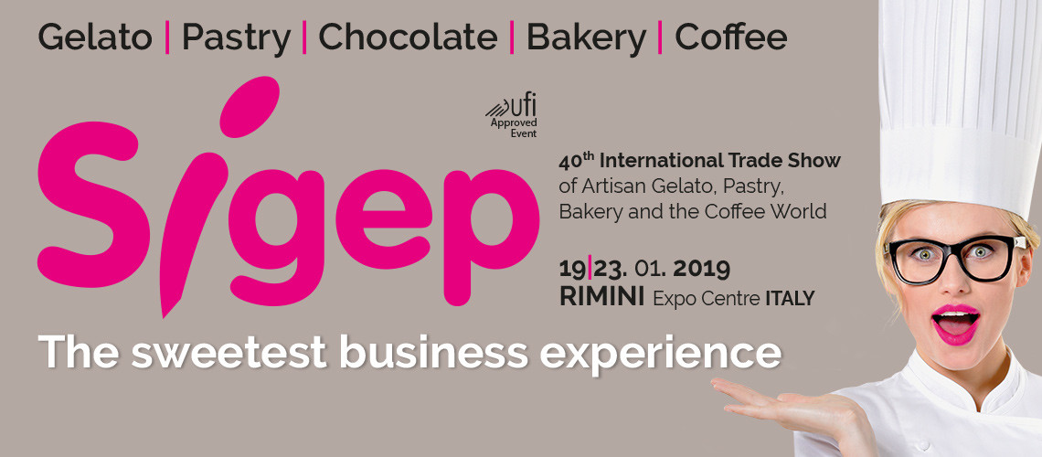 Sigep 19-23 January 2019 - 40 th International Trade Show of Artisan